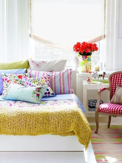 cheerful bedroom ideas