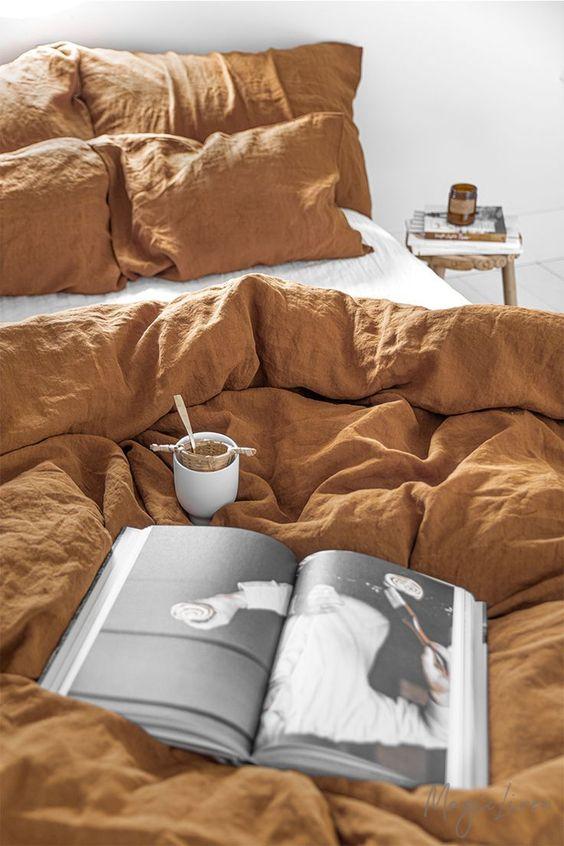 duvet covers for autumn bedroom