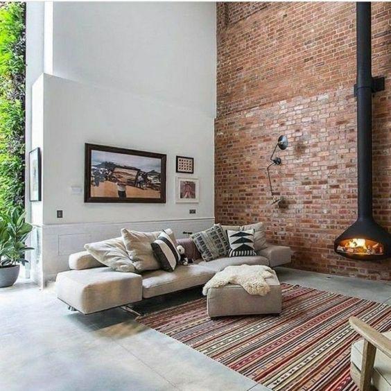 natural elements for living room