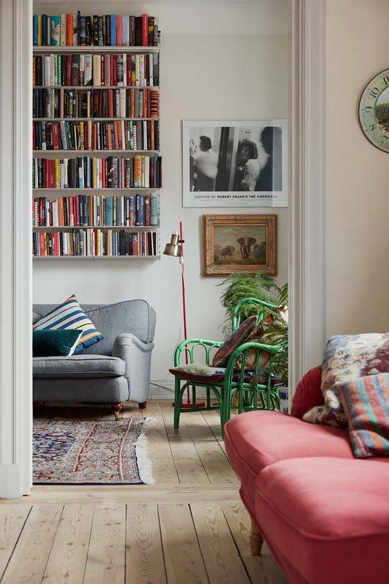 living room decor on a budget