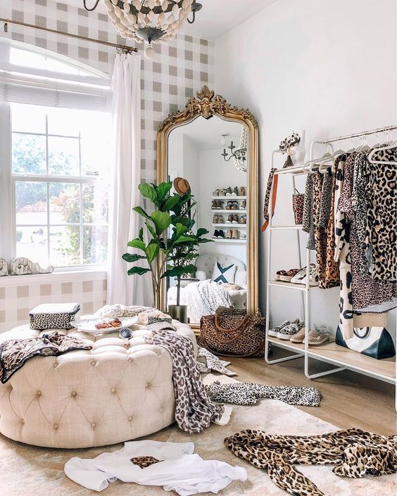 bright and beautiful room