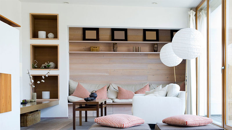 Cozy Modern Japanese Style Living Room Ideas Simdreamhomes