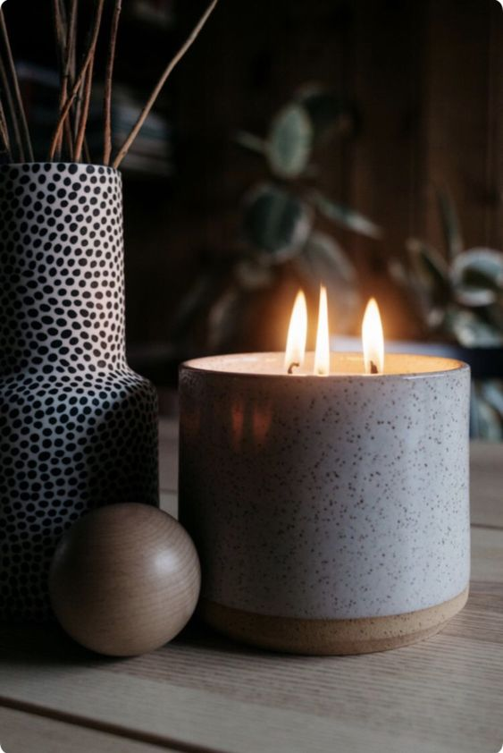 aromatherapy candles bedroom decor