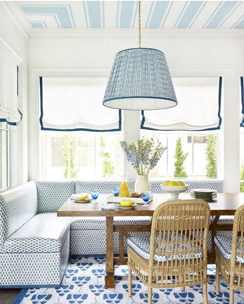 cheerful dining room ideas
