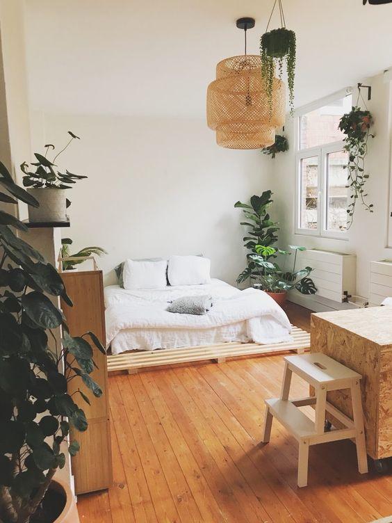 parquet floor for bedroom