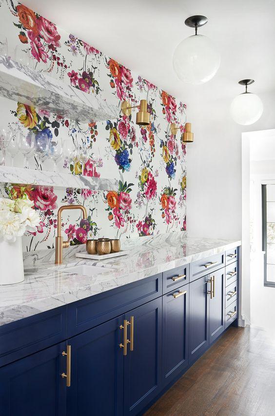 elegant modern minimalist kitchen