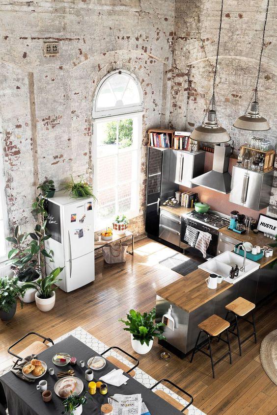 parquet floor for industrial design