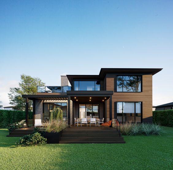 beautiful luxury house design