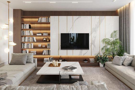 luxury japanese living room