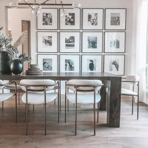 memorable photos for dining room