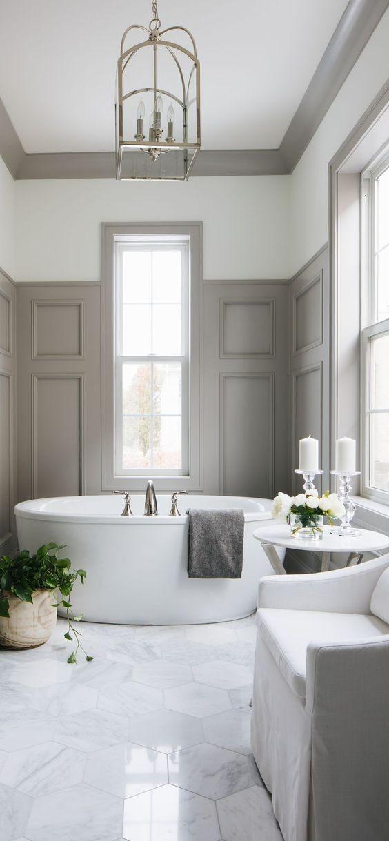 simple and elegant bathroom
