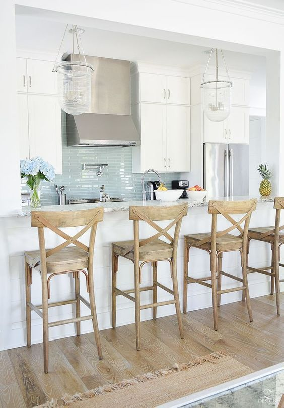 kitchen coastal design