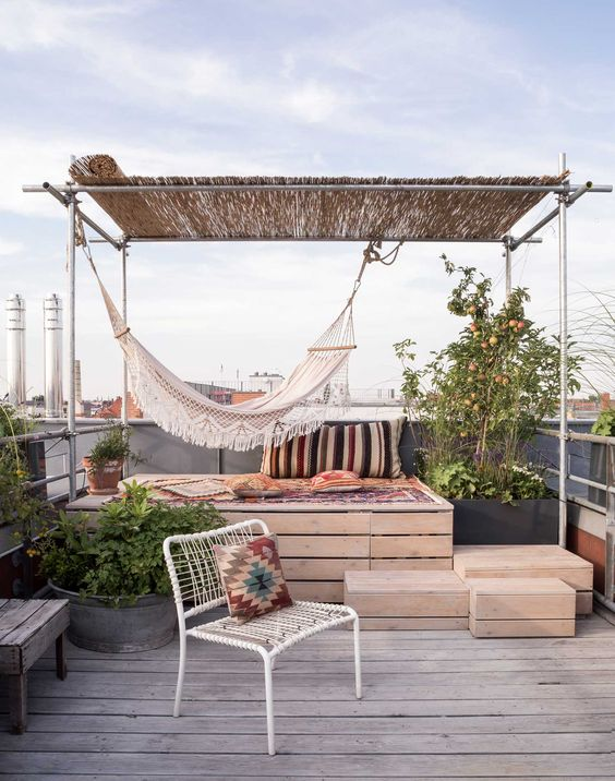 hammock for rooftop