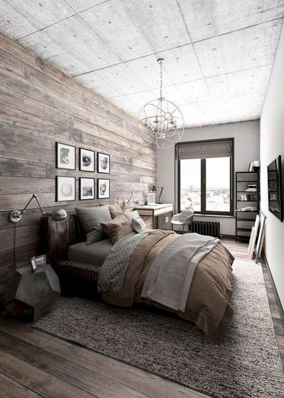 rough wood wall