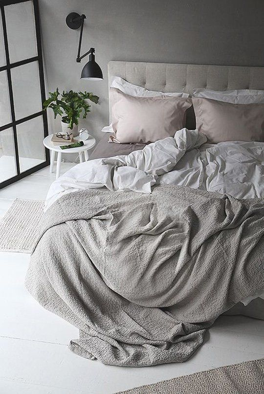 grey bedroom decor tips