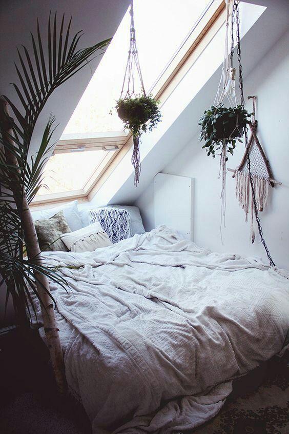 natural lighting for attic bedroom