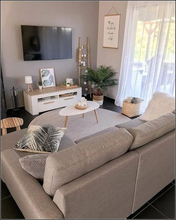 small living room decor tips