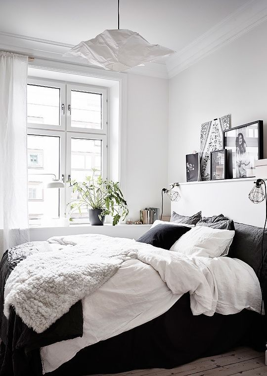 comfortable bedroom makeover