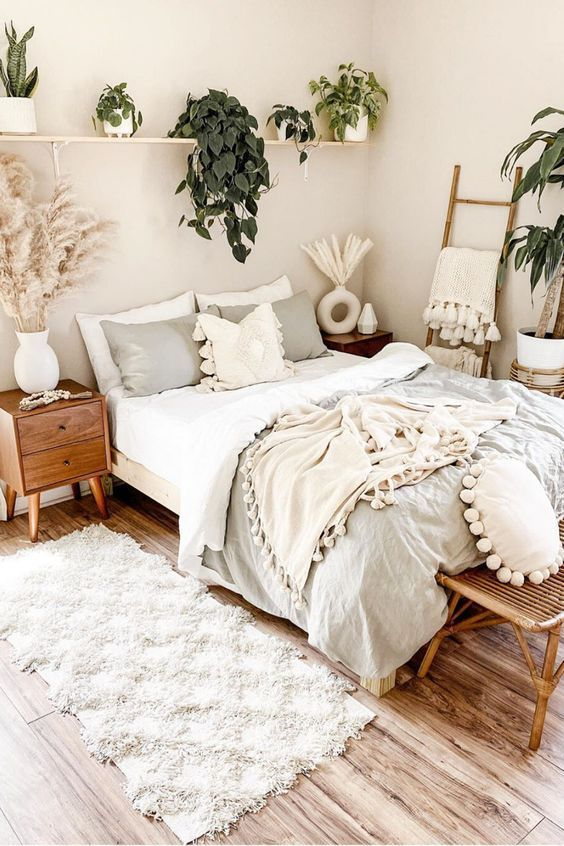 rug bedroom decor