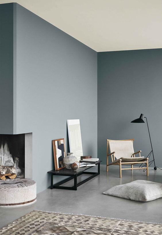 gray interior