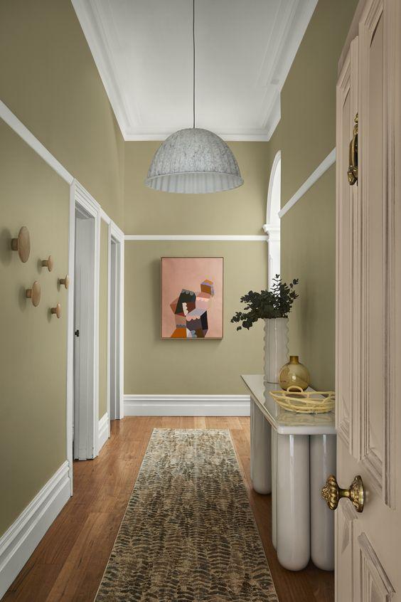 olive interior decor