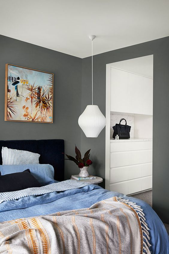 retrat colors interior decor