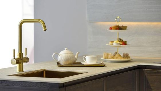 hot water tap for 2021 kitchen trend