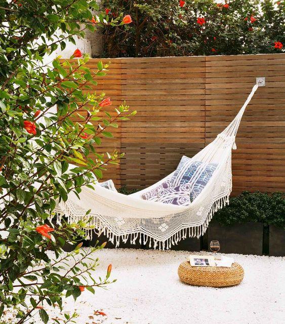 hammock decoration