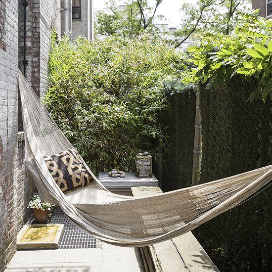 hammock for small garden