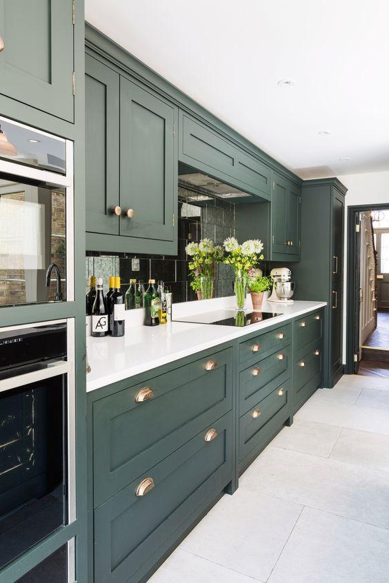 cozy simple kitchen decor