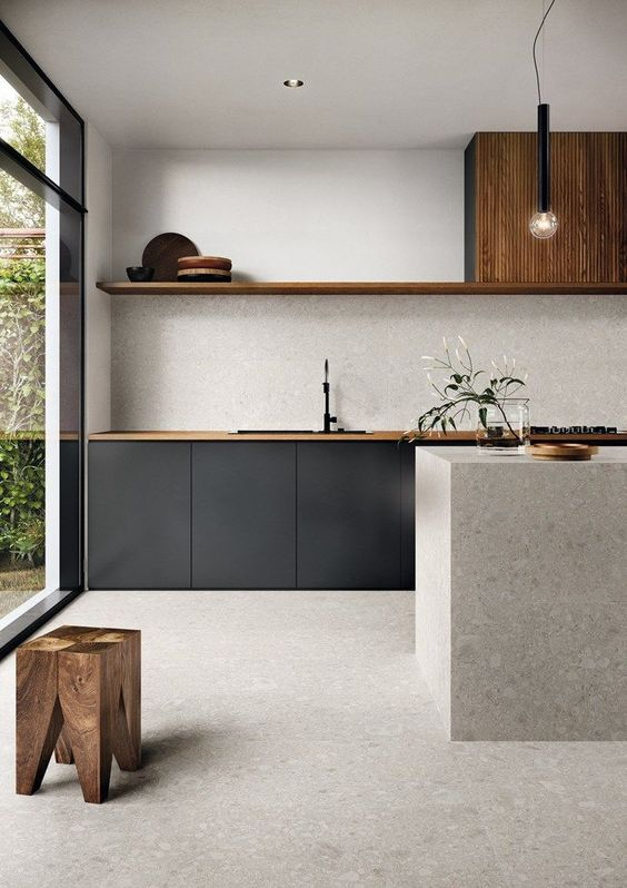 2021 simple kitchen