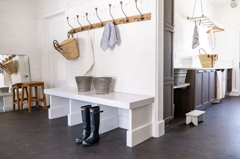 How to Spruce Up Your Home's Laundry Room