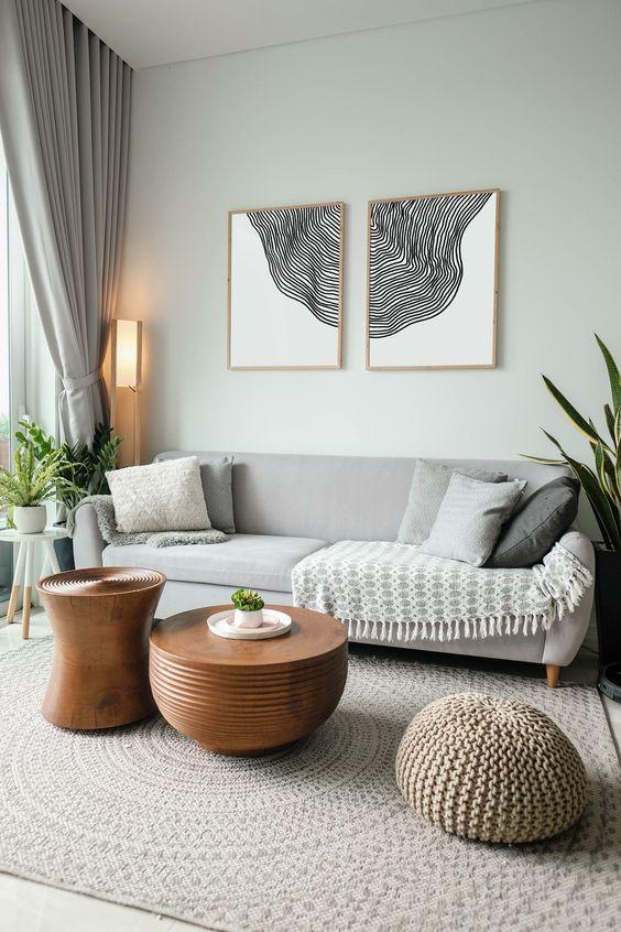 sofa pillows for minimalist room