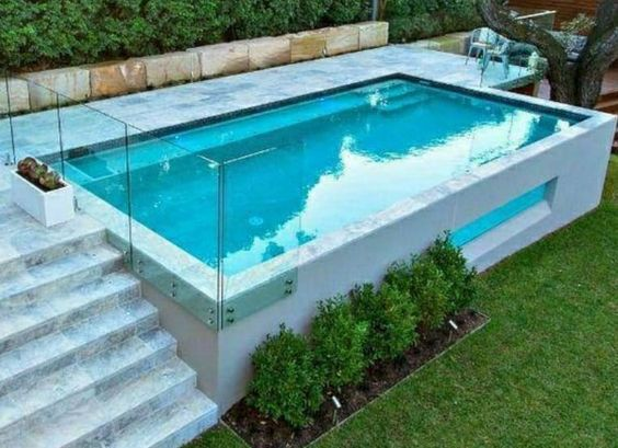 container pool ideas